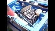 Hayabusa Engine In A Vw Mk1 Golf