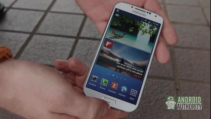 Кой телефон е по здрав Samsung Galaxy S 4 срещу Iphone 5