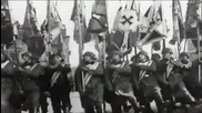 Wehrmacht soldiers march