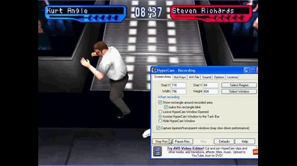 Wwf Smackdown2 : Know Your Role - Super Kick - Steven Richards - Psx