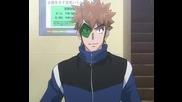 Fight Ippatsu! Juuden - chan!! - Епизод 3 - Bg Sub