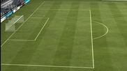 Fifa 13 | Гол от центъра