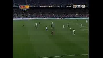 Барса - Реал 0:1