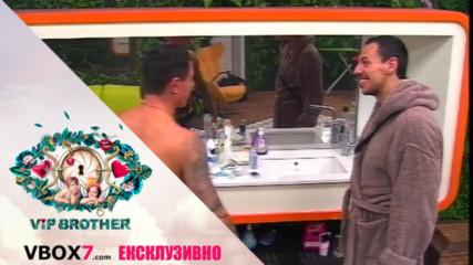 Петканов и Златков за мъжките прически- VIP Brother 2017
