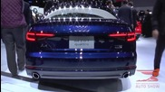 USA: Audi presents H-Tron and A4 Allroad Quattro concept cars