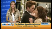 Eclipse And Breaking Dawn Movie News
