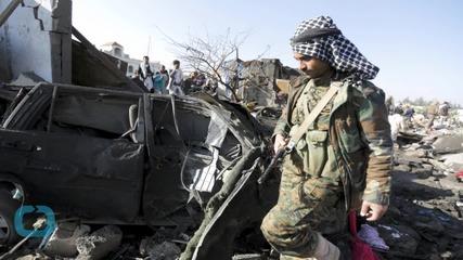 Airstrike Hits Yemen Refugee Camp, Killing 46