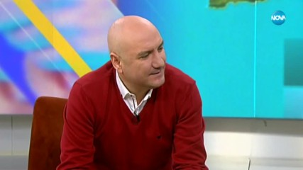 Емо Чолаков ще води най-новото предаване по NOVA