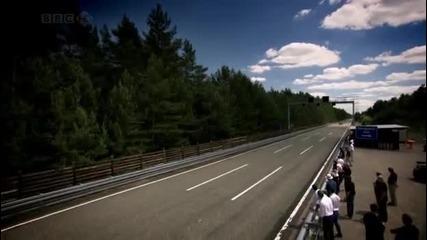 Top Gear - New Bugatti Veyron Super Sport - Top Speed Test