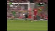 Liverpool - Cska Sofia 0:1 Goal