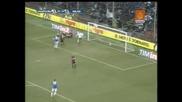 01.03 Сампдория - Милан 2:1 Дж Пацини Гол
