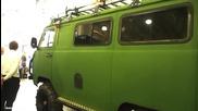 Uaz 2206 Buhanka 4x4 Offroad Tuning - Exterior Walkaround -