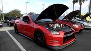 Nissan Gt-r (1272hp) -повече от звяр !!!