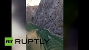Turkey: US BASE jumper dies during extreme sports event [GRAPHIC]