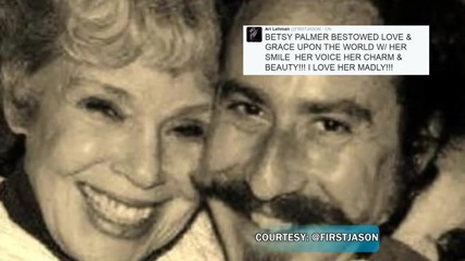 Friday The 13th Star Betsy Palmer Passes Away