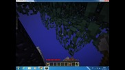 minecraft sky block servival The End