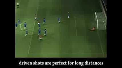 Fifa 09 Free Kick Tutorial
