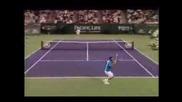 Тенис Класика : Федерер - Агаси | Смях