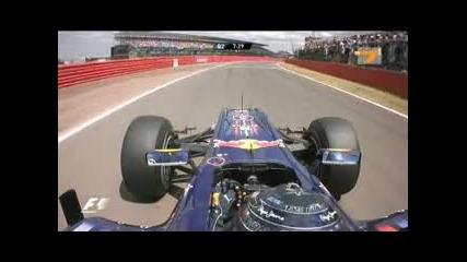 Formula 1 Uk Silverstone Квалификации част 3
