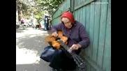 Най - Възрастната Китаристка!