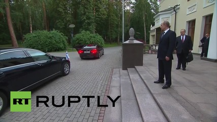 Russia: Niinisto leaves Moscow after successful investment talks
