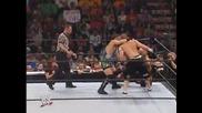 Edge vs. Jonh Cena vs. (c) Rvd (wwe Championship)