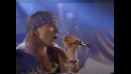 Guns N` Roses - Knocking On Heavens Door