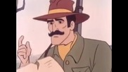Рудниците На Цар Соломон Анимация 1986