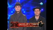 X - Factor Bulgaria (22.11.2011) - част 2/3