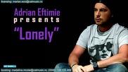 * Супер румънско * Adrian Eftimie - Lonely ( Превод + Текст )