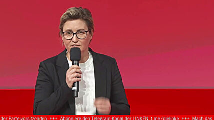 Germany: 'Die Linke' elects all female leadership duo at Berlin party congress