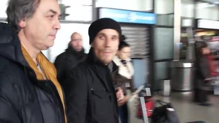Звезда на Анортозис пристигна, подписва с Левски?