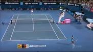 Australian Open 2008 Ana Ivanovic - Daniela Hantuchova
