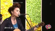 Yui - Hello ~paradise Kiss~ + Talk (cdtv - 2011.06.05) [hq]