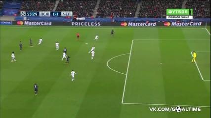Пари Сен Жермен - Челси 2:1 *шампионска Лига*