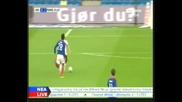 Валеренга 0-2 Паок (всички голове)
