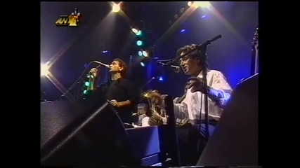 George Dalaras & Goran Bregović - Martyra Ta (Lubenica) - (LIVE)