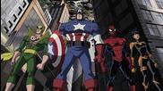 Отмъстителите: Най-могъщите герои на Земята / Великите герои на Марвел се събират !!!