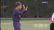 Малък талант на Барселона вкара гол за 5 секунди