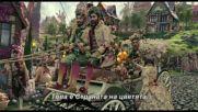 """Лешникотрошачката и четирите кралства - видео зад кадър """"Създаване на кралствата"""""""