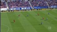 Най-бързите голове в историята на Бундеслигата (топ 10)