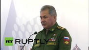 Russia: Defence Ministry's Innovation Day shows off new military hardware