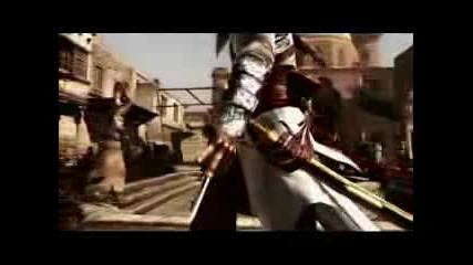 Assassins Creed - Horseriders Toward the Abyss