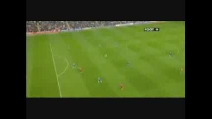 08.03 Ливърпул - Челси 1:1 Супер гол на Торес