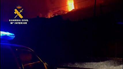 Spain: House swallowed by lava as volcano eruption wreaks havoc in La Palma