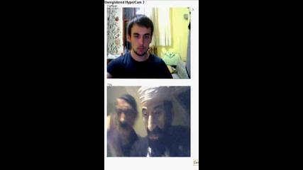 Осама и Хитлер в Чатрулетка