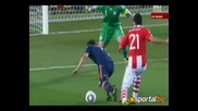 1/4 World Cup 10 - Paraguay 0 - 1 Spain