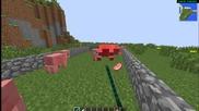 Minecraft:прасета на мезета!!!