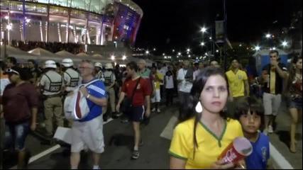 Атмосферата след Холандия - Коста Рика