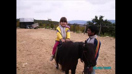 Сънчо на езда